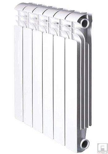 Global Iseo, Aluminium Radiator H350mm   109W/element