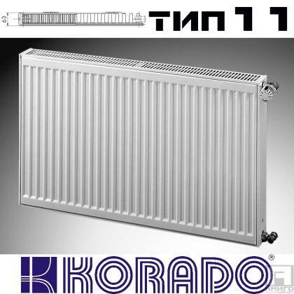 Панелен Радиатор KОРАДО Радик тип 11, 600x600 - 763W