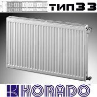 Панелен Радиатор KОРАДО Радик тип 33, 400x400 - 883 W