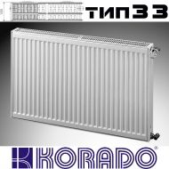 Панелен Радиатор KОРАДО Радик тип 33, 900x700 - 2987 W