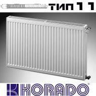 Панелен Радиатор KОРАДО Радик тип 11, 500x2000 - 2180W