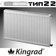 Панелен Радиатор КИНГРАД тип 22, 500x1600 - 2654W