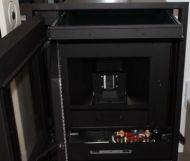 Камера за вграждане на пелети с водна риза Idropellbox 15kW