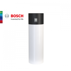Термопомпен бойлер Bosch Compress 4000 250л., емайлиран