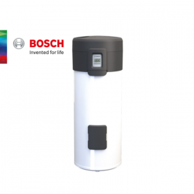 Термопомпен бойлер Bosch Compress 5000 270л., емайлиран