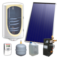 Solar bundle SUNSYSTEM MB /PK SL FP – 80L