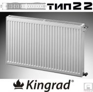 KINGRAD, panel steel radiator type 22, 300x2300 - 2831W